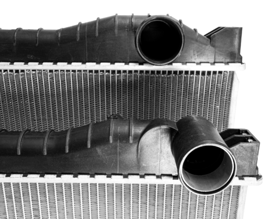 Radiadores Aluminio plastico